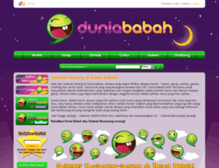 duniababah.com screenshot