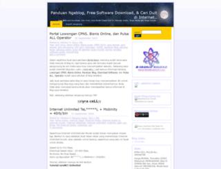 duniakaca.wordpress.com screenshot