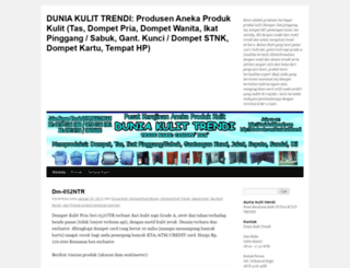duniakulittrendi.wordpress.com screenshot