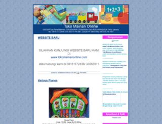 duniamainan.blogspot.com screenshot
