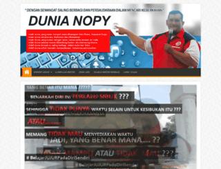dunianopy.com screenshot