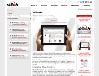 dunkinbrands.skilport.com screenshot