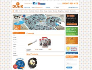 dunktrading.co.uk screenshot