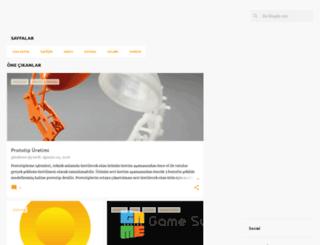 dunyaninteknolojisi.com screenshot