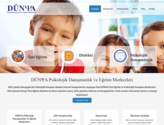 dunyaozelegitim.com screenshot