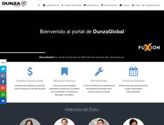 dunzaglobal.com screenshot