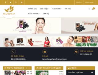 duocminhanh.com.vn screenshot