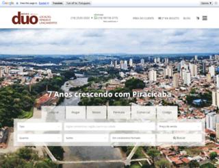 duoimoveis.com.br screenshot