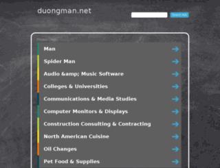 duongman.net screenshot