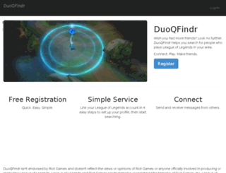 duoqfindr.com screenshot