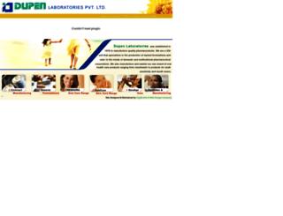 dupenlabs.com screenshot