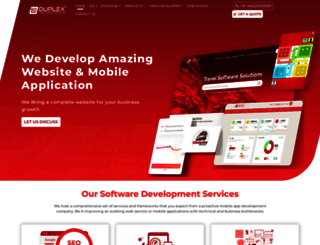 duplextech.com screenshot