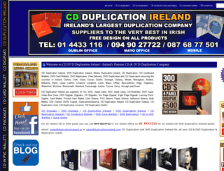 duplicationireland.com screenshot