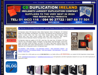duplicationireland.ie screenshot