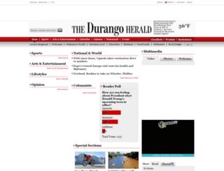 dur-duweb.newscyclecloud.com screenshot
