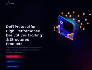 dura.fi screenshot