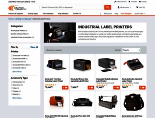 duralabel.com screenshot