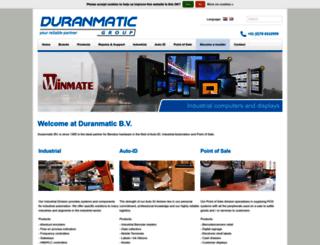 duranmatic.nl screenshot