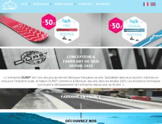 duretproshop.com screenshot