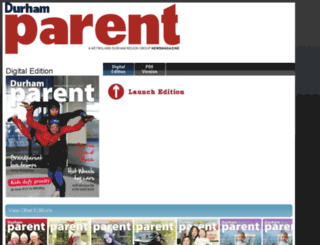 durhamparent.com screenshot