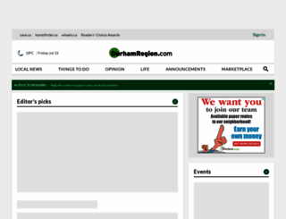 durhamregion.com screenshot