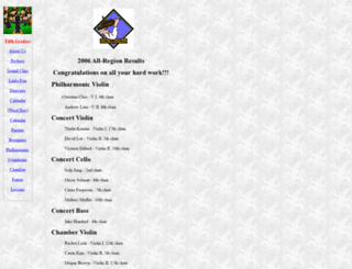 durhamstrings.com screenshot
