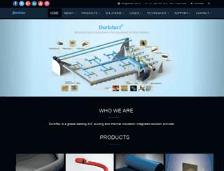 durkflex.com screenshot
