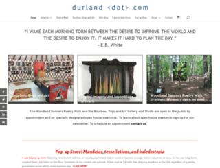 durland.com screenshot