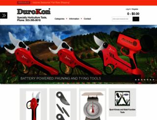 durokon.com screenshot