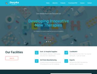 durpha.com screenshot