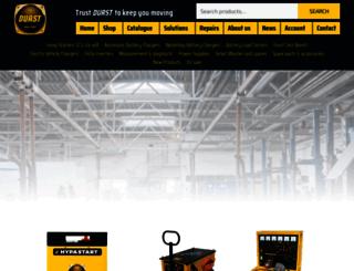 durst.com.au screenshot