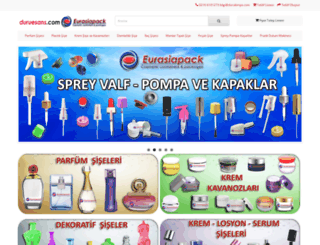 duruesans.com screenshot