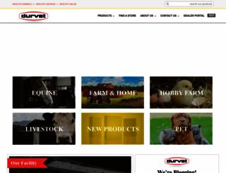 durvet.com screenshot