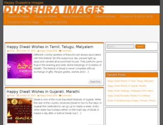 dussehraimages.com screenshot