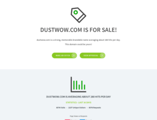 dustwow.com screenshot