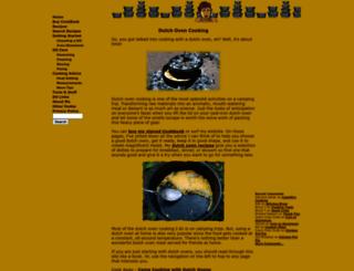 dutchovendude.com screenshot