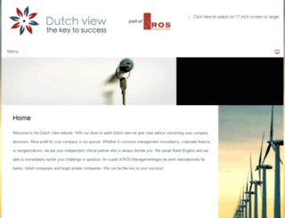 dutchview.us screenshot