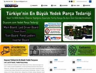 duycom.com screenshot