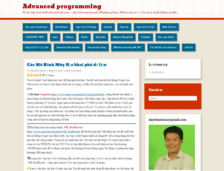 duythanhcse.wordpress.com screenshot
