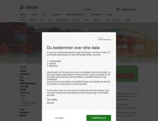dv-dk.dk screenshot