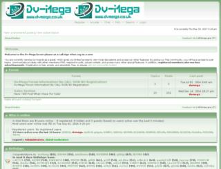 dv-mega.com screenshot