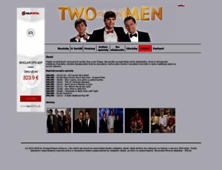 dvaapolchlapa-online.eu screenshot