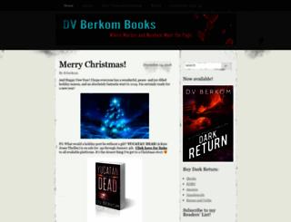 dvberkom.wordpress.com screenshot