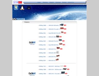 dvbsky.net screenshot