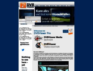 dvbviewer.tv screenshot