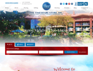 dvcresale.com screenshot