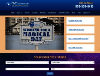 dvcstore.com screenshot