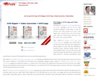 dvd-ripper-dvd-copy-video-converter-free.tomp4.com screenshot