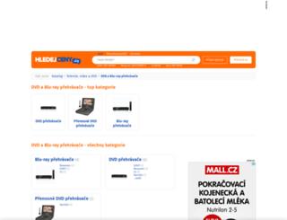 dvd.hledejceny.cz screenshot