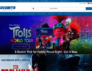 dvdbits.com screenshot